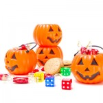 ハロウィン手作り!フェルトの小物やかぼちゃのバック!