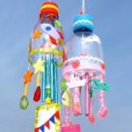 簡単ペットボトル工作!幼児には風鈴がおすすめ!