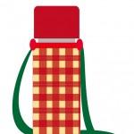 水筒カバー簡単な作り方!キルティングやラミネートで手作り!