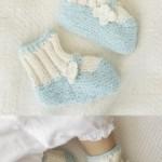 赤ちゃんやベビーの靴下を手作り!犬の靴下も作ろう!
