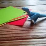 恐竜やカブトムシを折り紙で簡単に作ろう!!