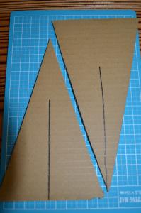 ②二等辺三角形