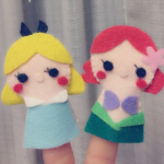 幼児の手作りおもちゃのフェルトや布を使った作り方!