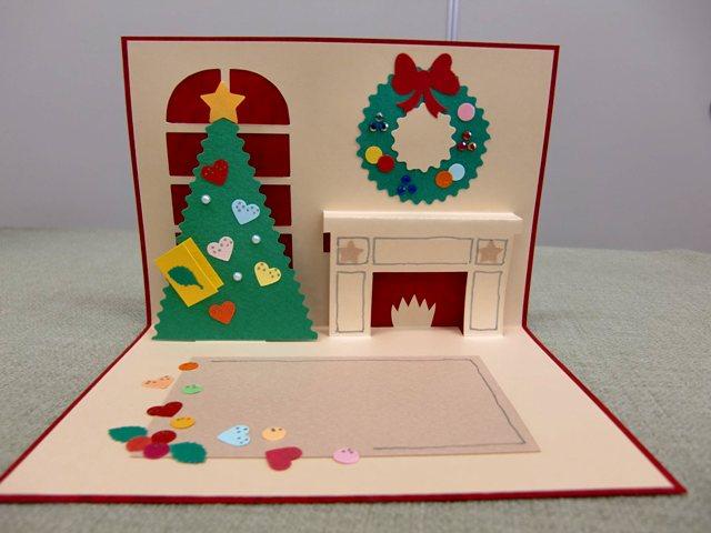 彼氏へのクリスマスカード!デザインやメッセージの例!
