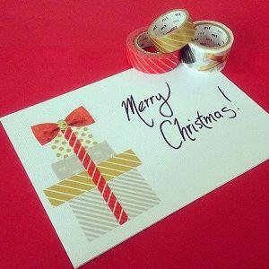 \u201cクリスマス\u201d、もうそれだけでワクワク楽しい気分になりますが、家族や友達からクリスマスカードを受け取ったりした時には、さらに嬉しくてHAPPYな気持ちで