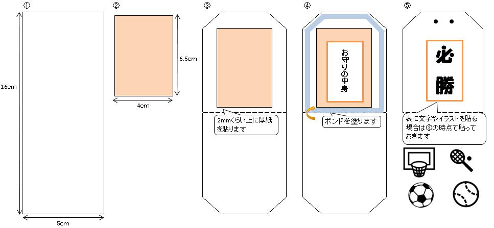 ハート 折り紙 折り紙で作るお守り : tedukurisyugei.com